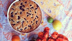 Thumb blueberry and lemon cake gettyimages 167276987 main