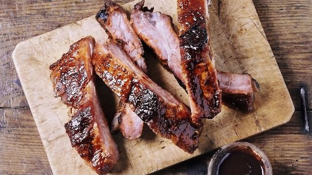Pork ribs are known for being full of flavour and extremely tender.