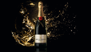 The famous Champagne celebrates its 150th anniversary.