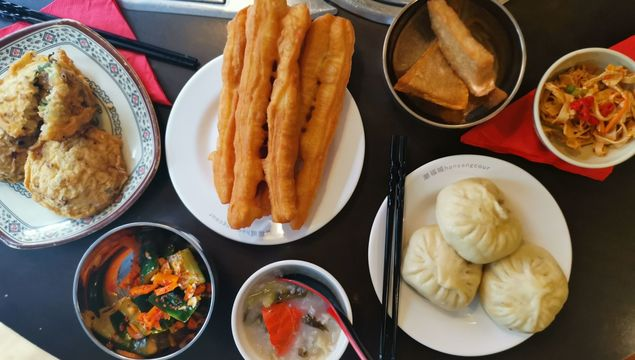 Authentic Taiwanese food on Parnell Street