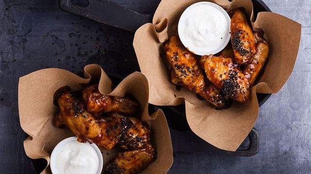Wings Food Fest will take place in Bray this weekend.