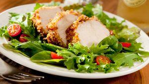 Thumb main salad
