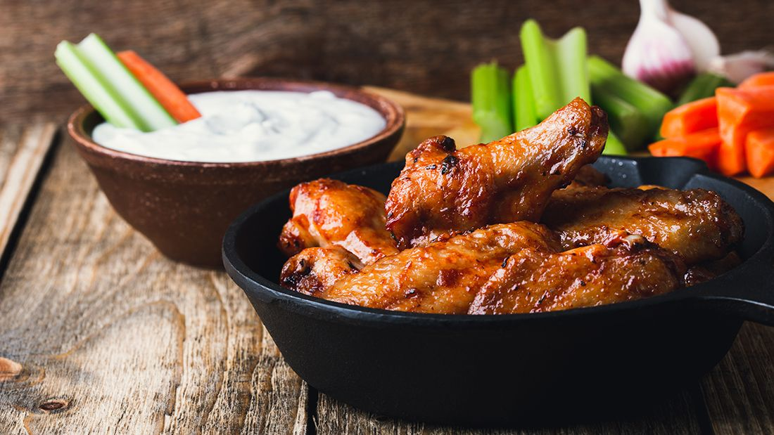 Chicken wings styled gettyimages 825220026 main