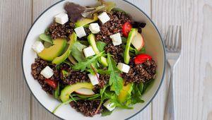 Thumb salad main