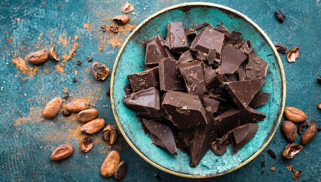 The dream job: taste testing chocolate