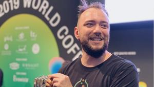 Daniel is  World Cup Tasters Champion 2019