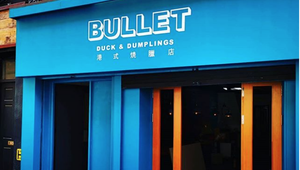 Bullet is one of two new additions to Dublin\'s north side.