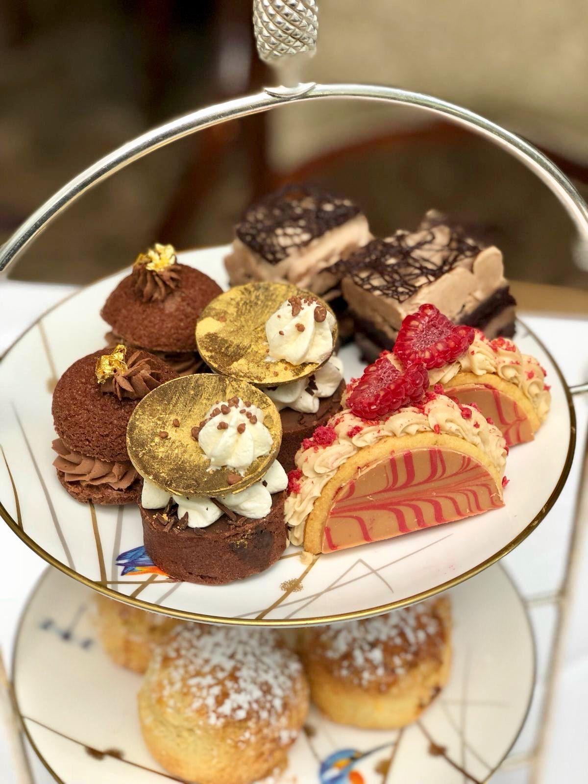 Chocolate_afternoon_tea_intercontinental