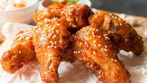 Chicken wings are massively popular in Ireland.