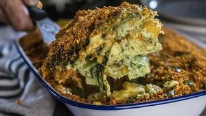 Thumb avoca broccoli rabe   squash vegetable lasagne 2 main edit