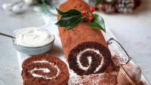 Thumb salted caramel chocolate swiss roll