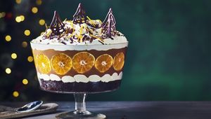 Thumb chocolate orange trifle