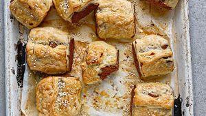 Thumb roz purcell vegan sausage rolls credit joanne murphy