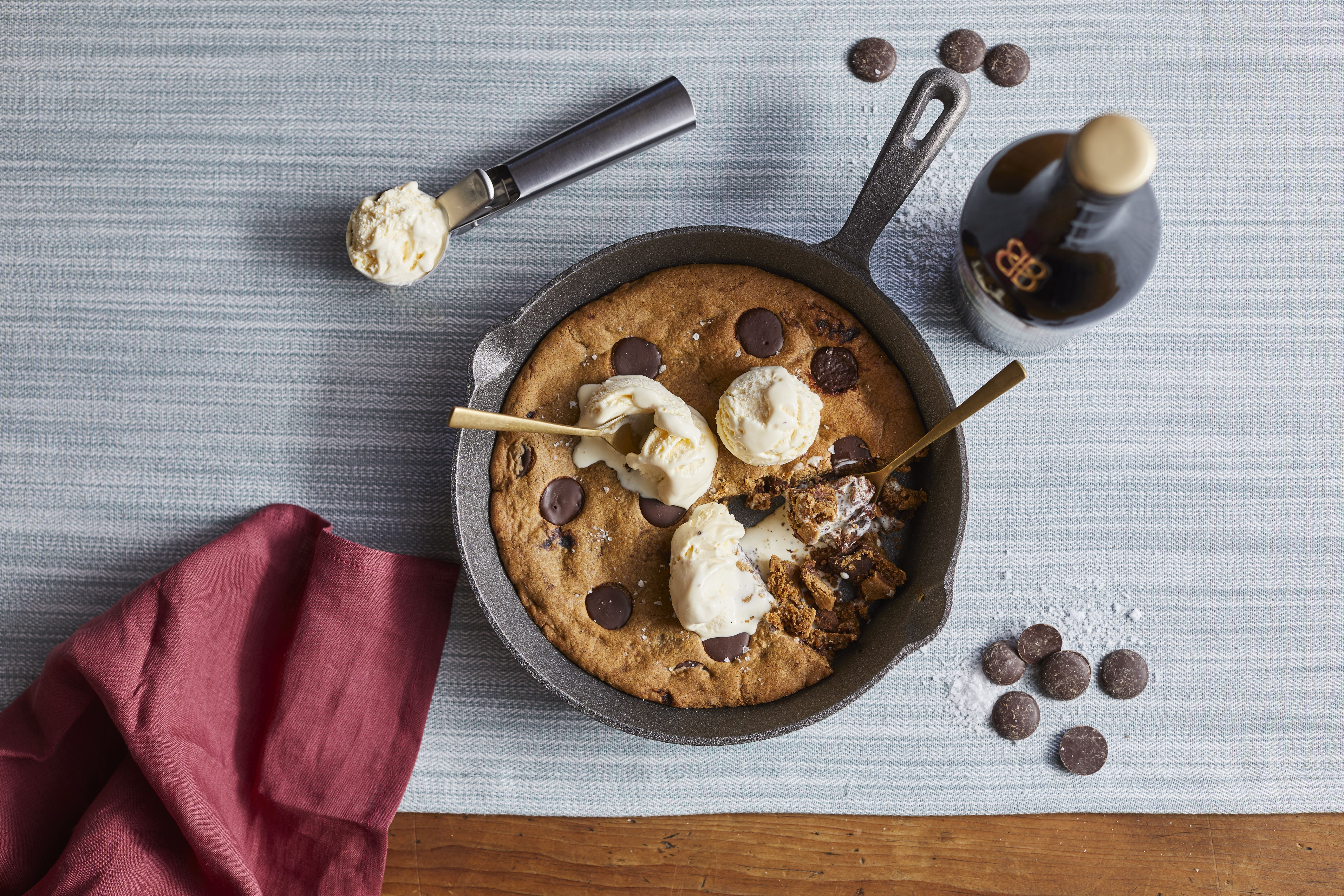 A_pudding_less_ordinary_-_sharing_cookie