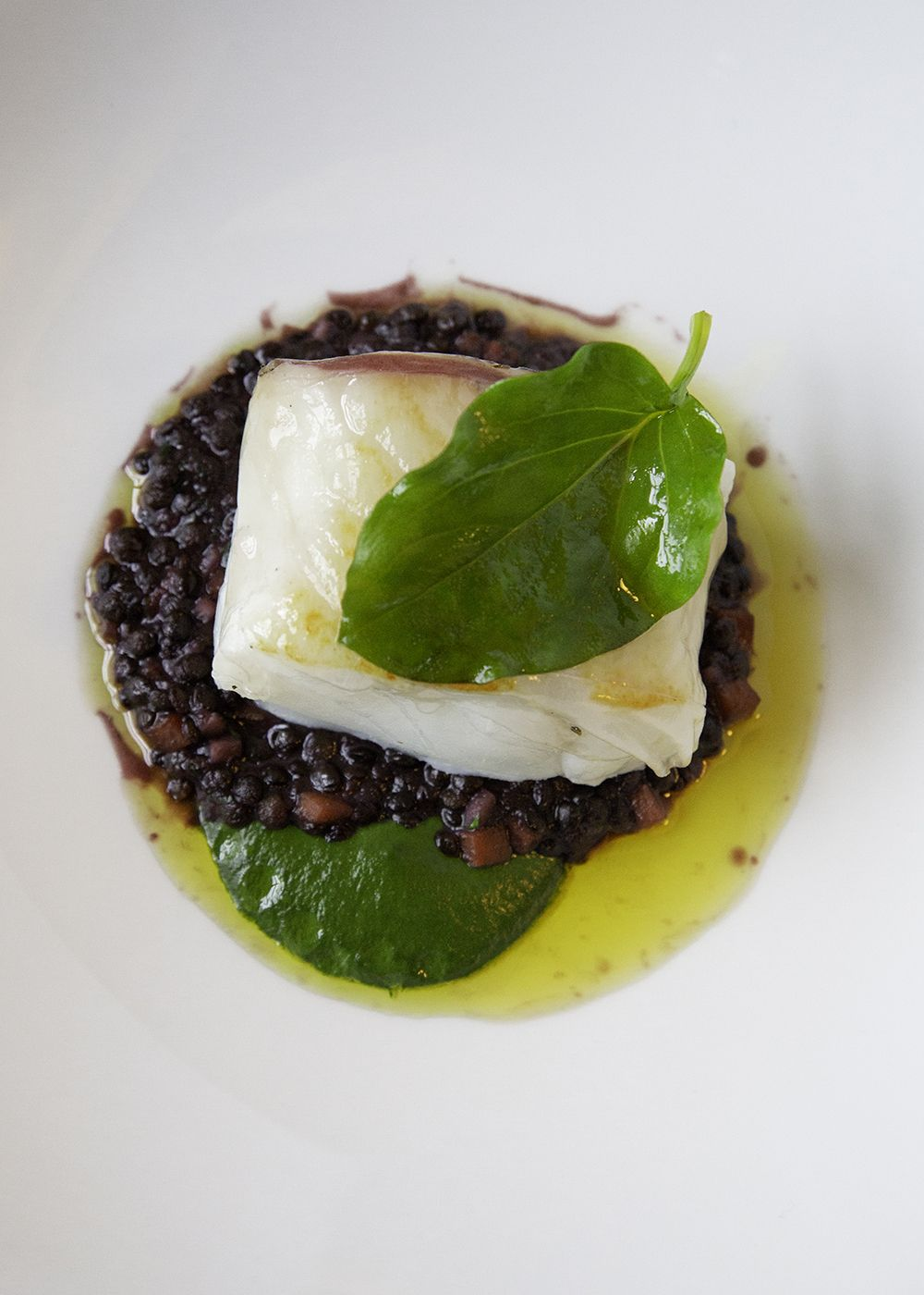 Volpe_nera_cod_with_lentils_edit