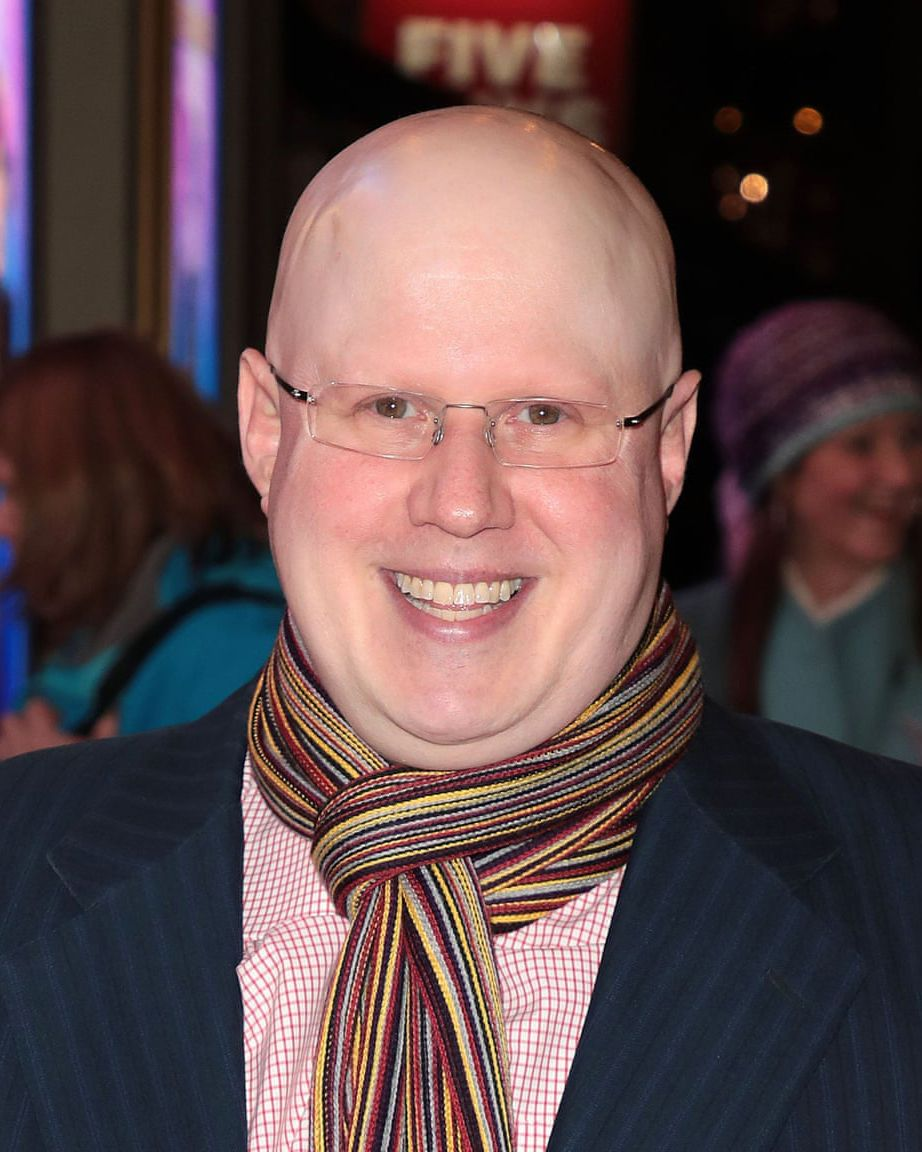 Matt lucas edit james shawshutterstock