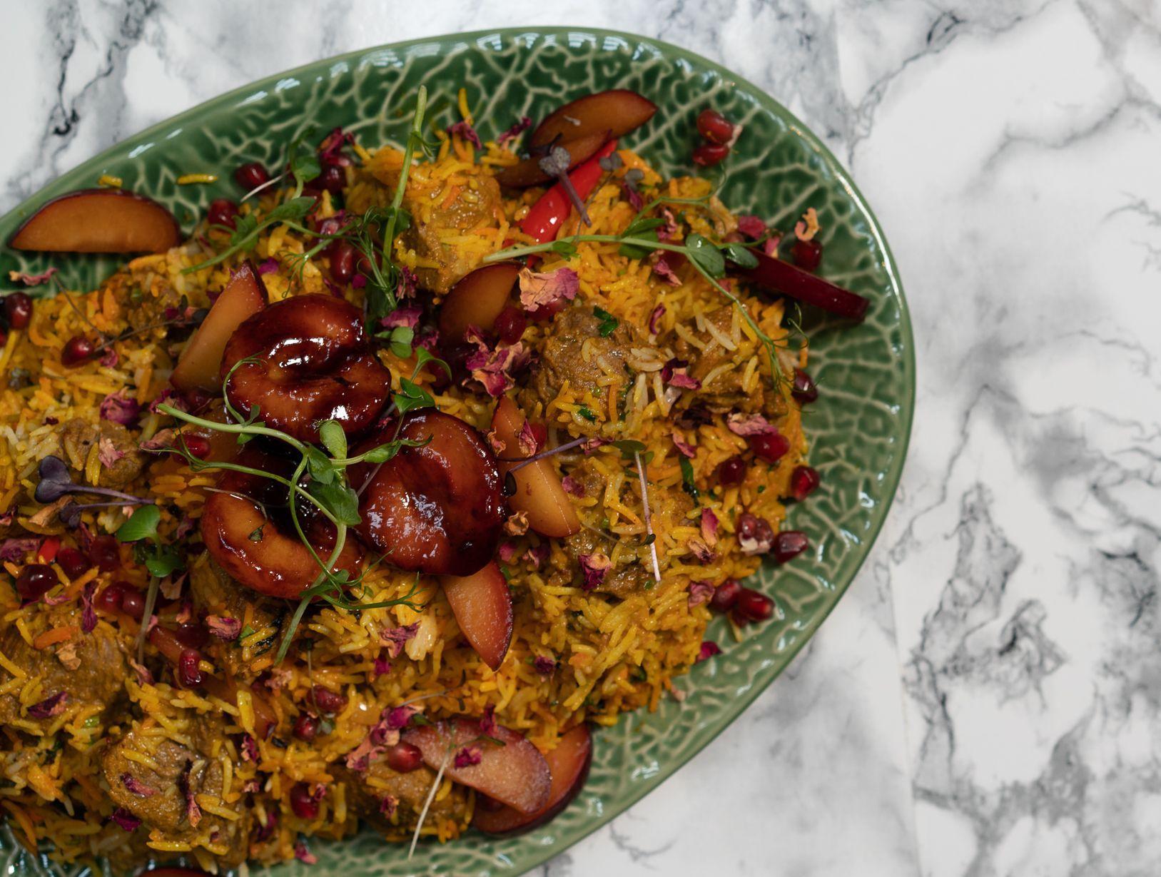 Kinara_kitchen_mutton_biryani