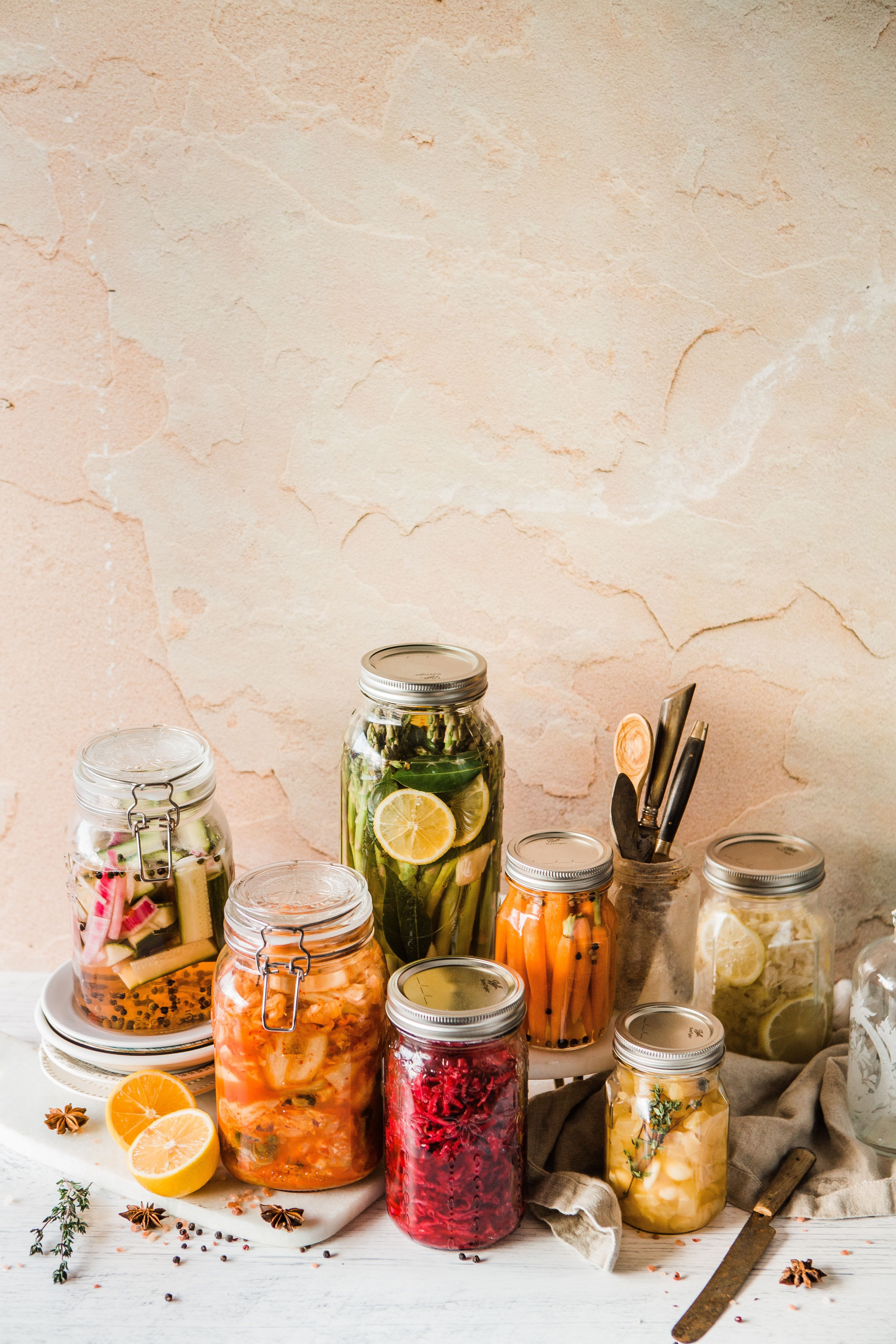 Fermentation jars brooke lark kwap8ybrpwk unsplash