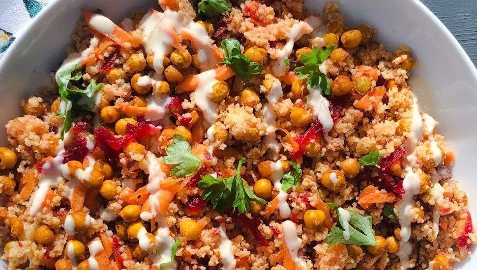 Featured vegan honeypot roast chickpea