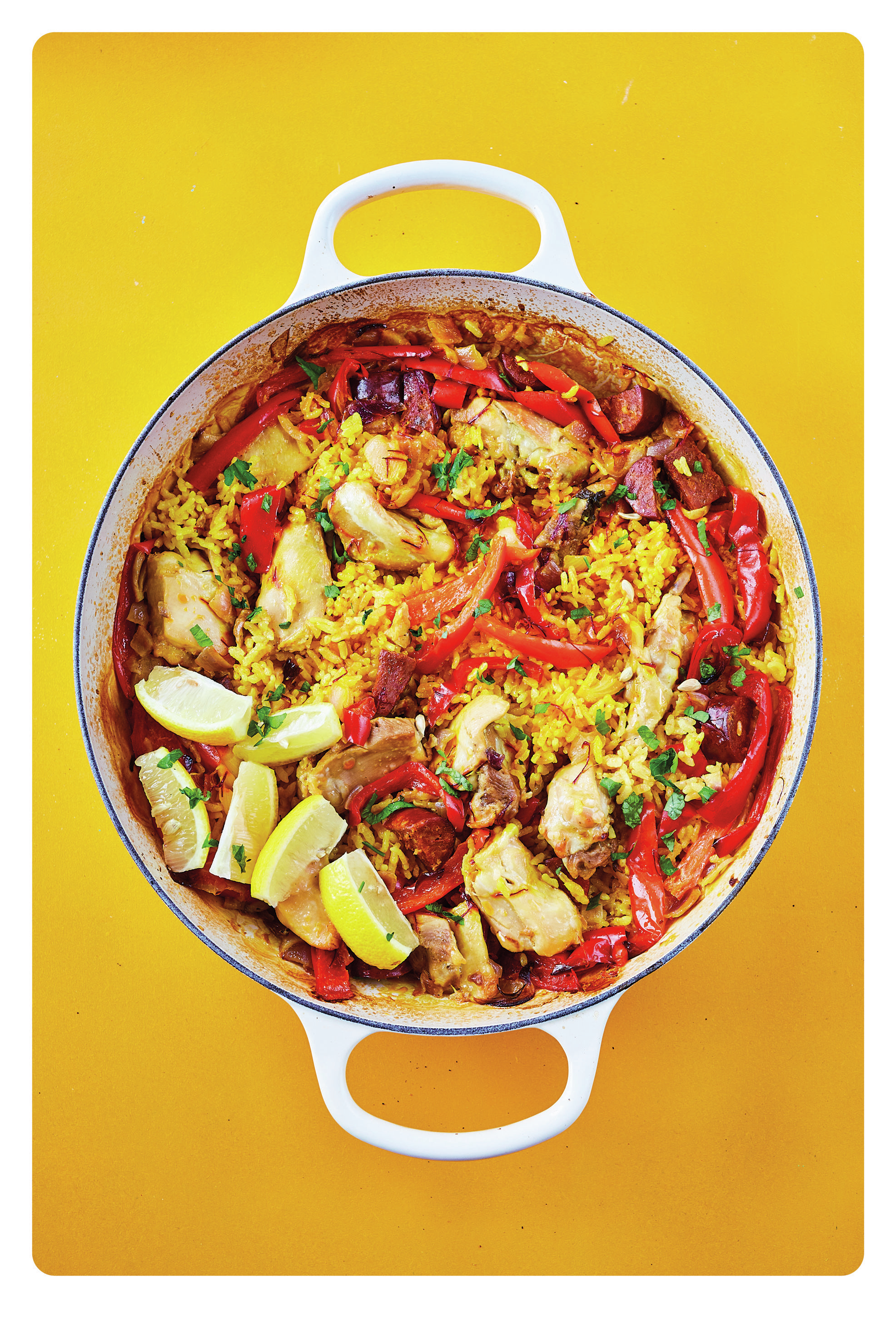 All-in-one_paella__with_chicken_peppers__chorizo_rgb