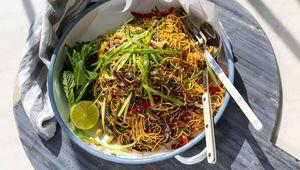 Thumb noodle salad 3