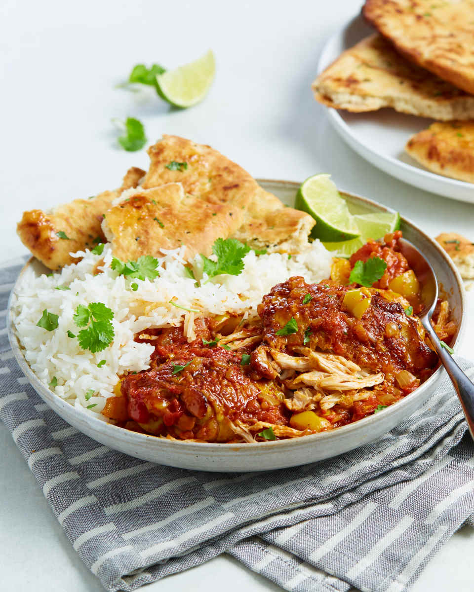 Aldi slow cooker chicken currydiiiii