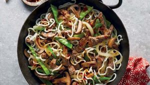 Thumb chinese beef and cabbage stir fry