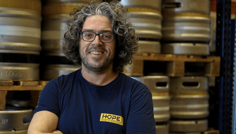 Featured richie hamilton hope beer