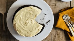 Thumb flora buttery guinness chocolate cake clodagh mckenna
