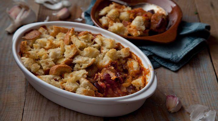 Featured lamb bean pot pie recipe