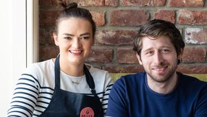 Thumb credit  kirsty lyons   co owners  holly kelliher   jon butler  sat inside their new business  holly s cafe  in kilkee  1