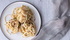 Thumb spaghetti aglio e olio image by mujgan coskun from pixabay  pasta 4718582