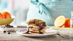 Thumb vegan chocolate orange pancakes