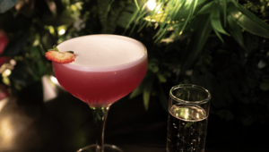Thumb royale rose signature cocktail the glasshouse at the montenotte hotel