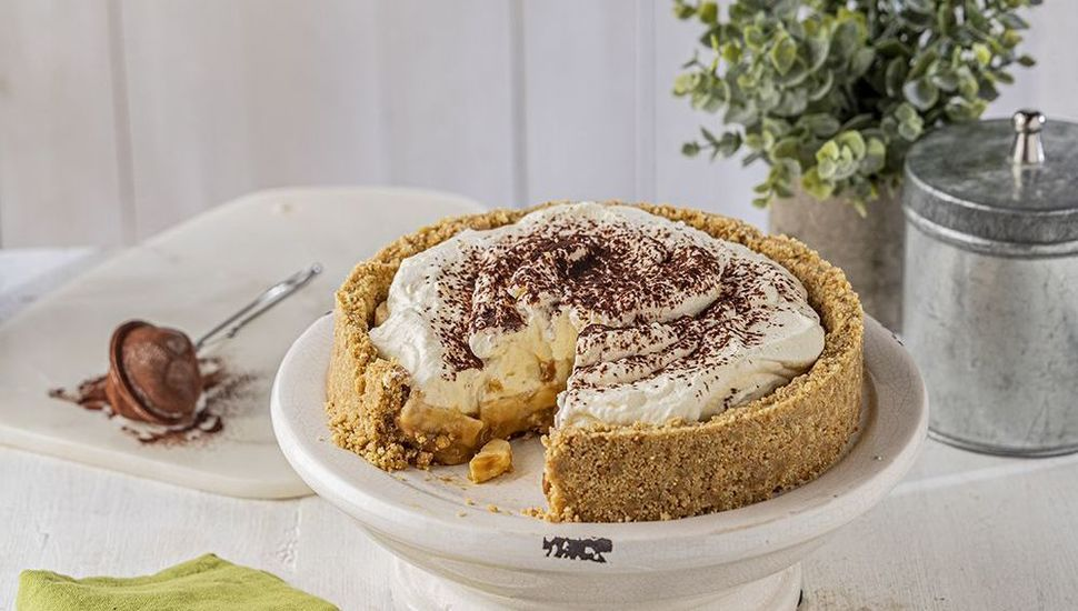 Featured kerrygold banoffee pie