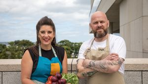 Thumb credit  ruth calder potts   chefs  erica drum and conor spacey  have joined forces to host a special zero waste week supper club at ink cafe   du n laoghaire that will raise awareness and tackle the important issue of food waste  1