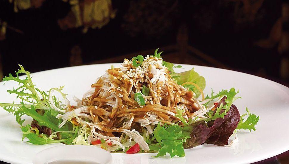 Featured china sichuan chicken bang bang