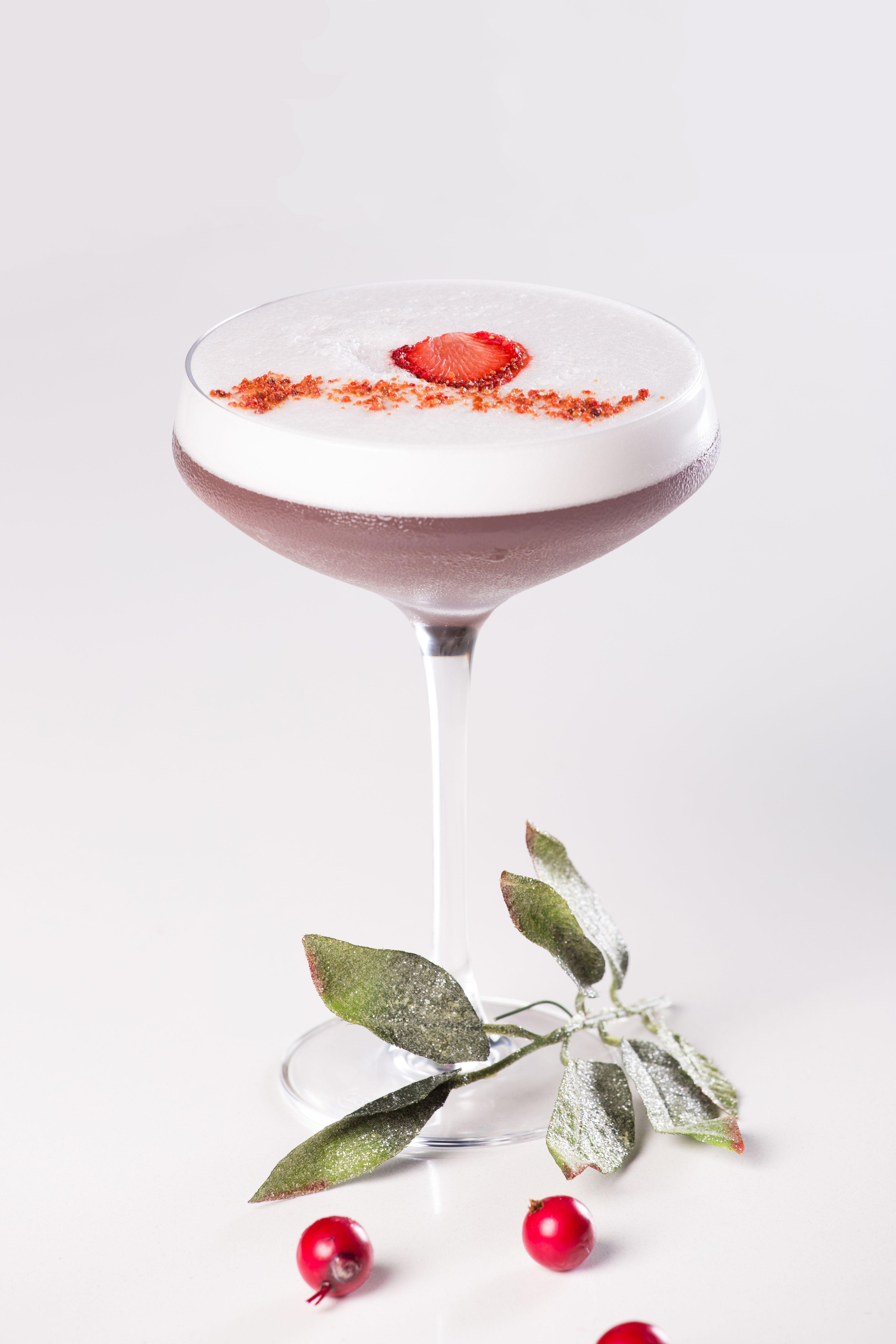 Radisson Blu L'amour de Noel cocktail