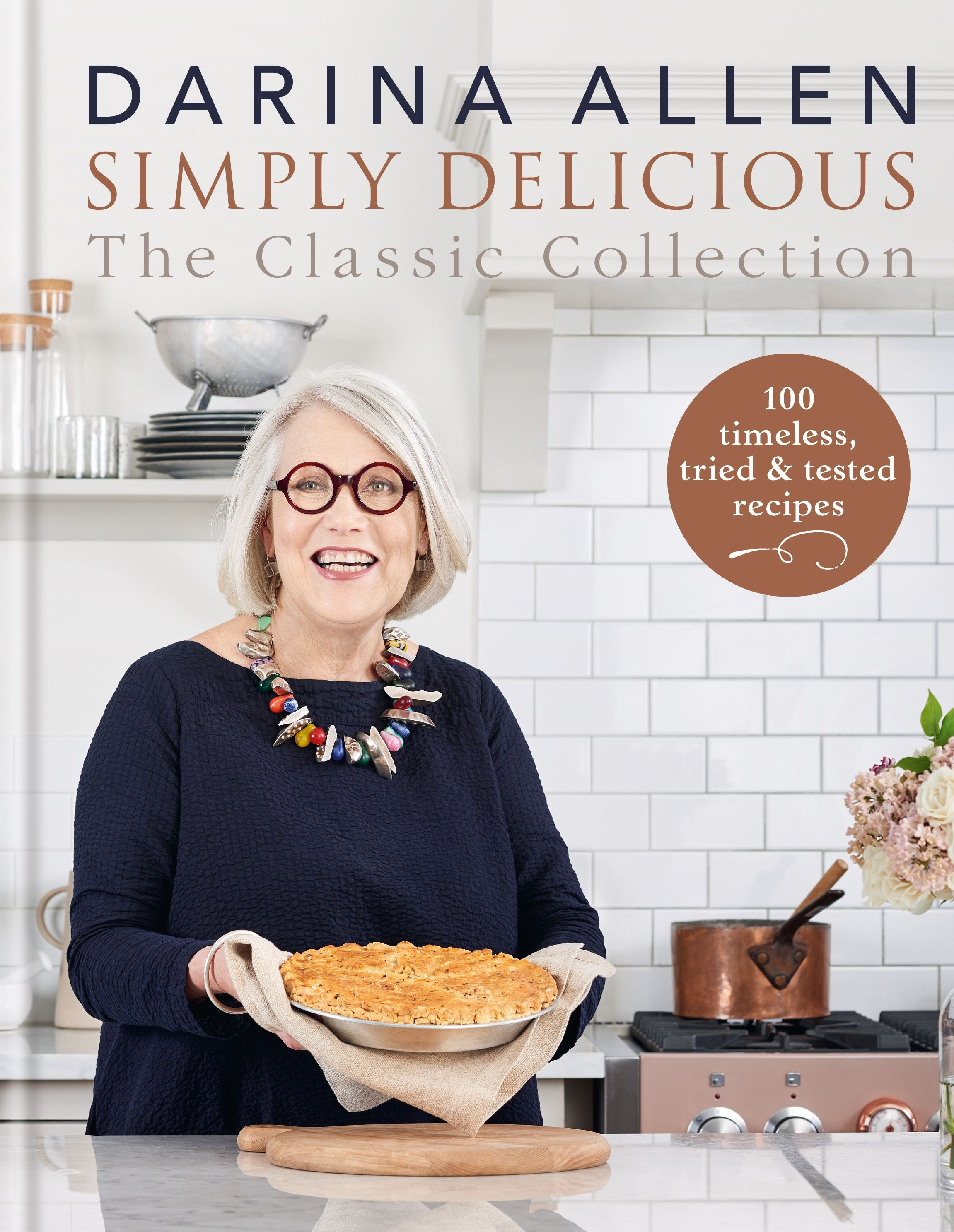 Simply Delicious cookbook, 2018
