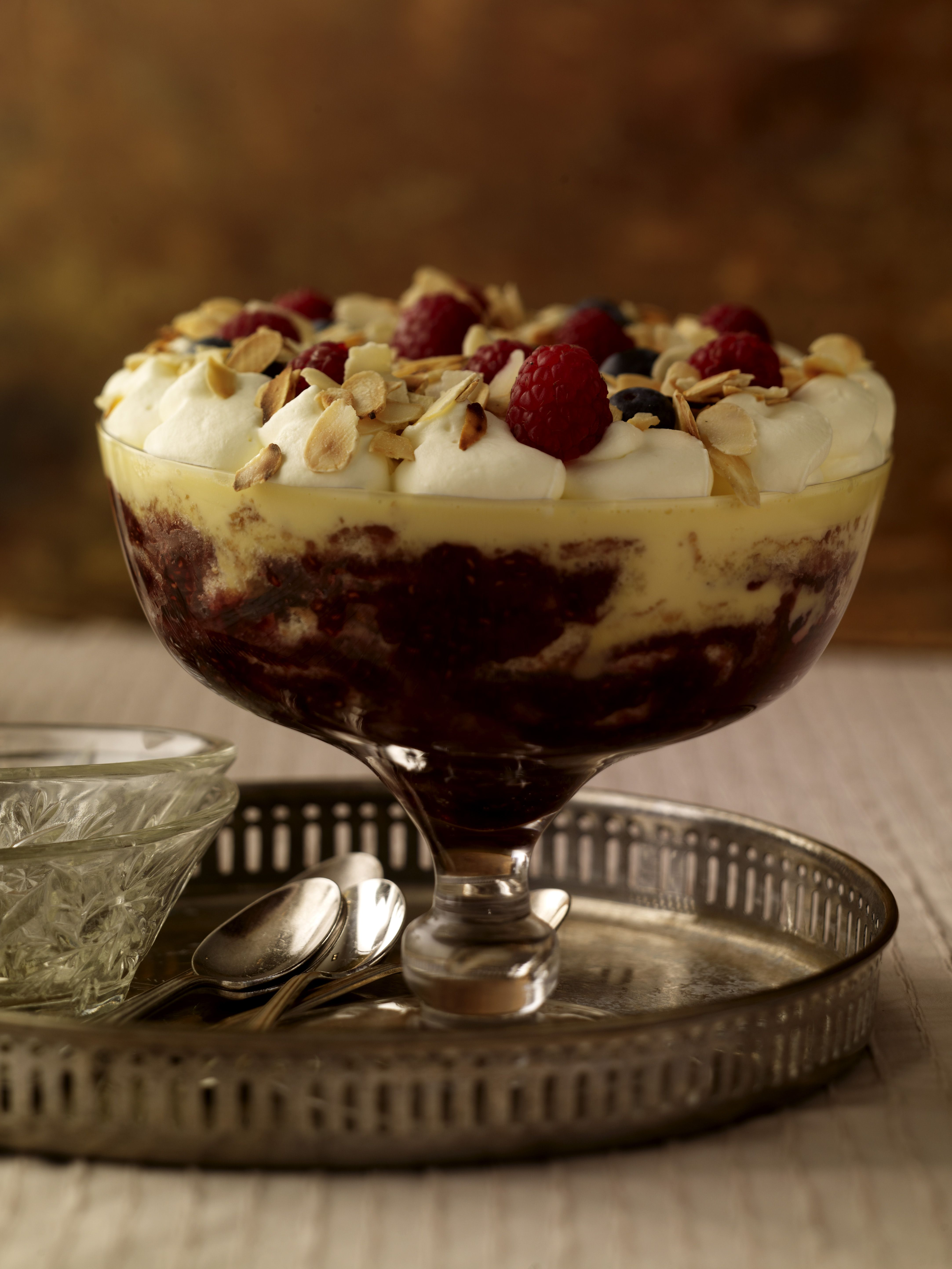 Kevin Dundon's trifle