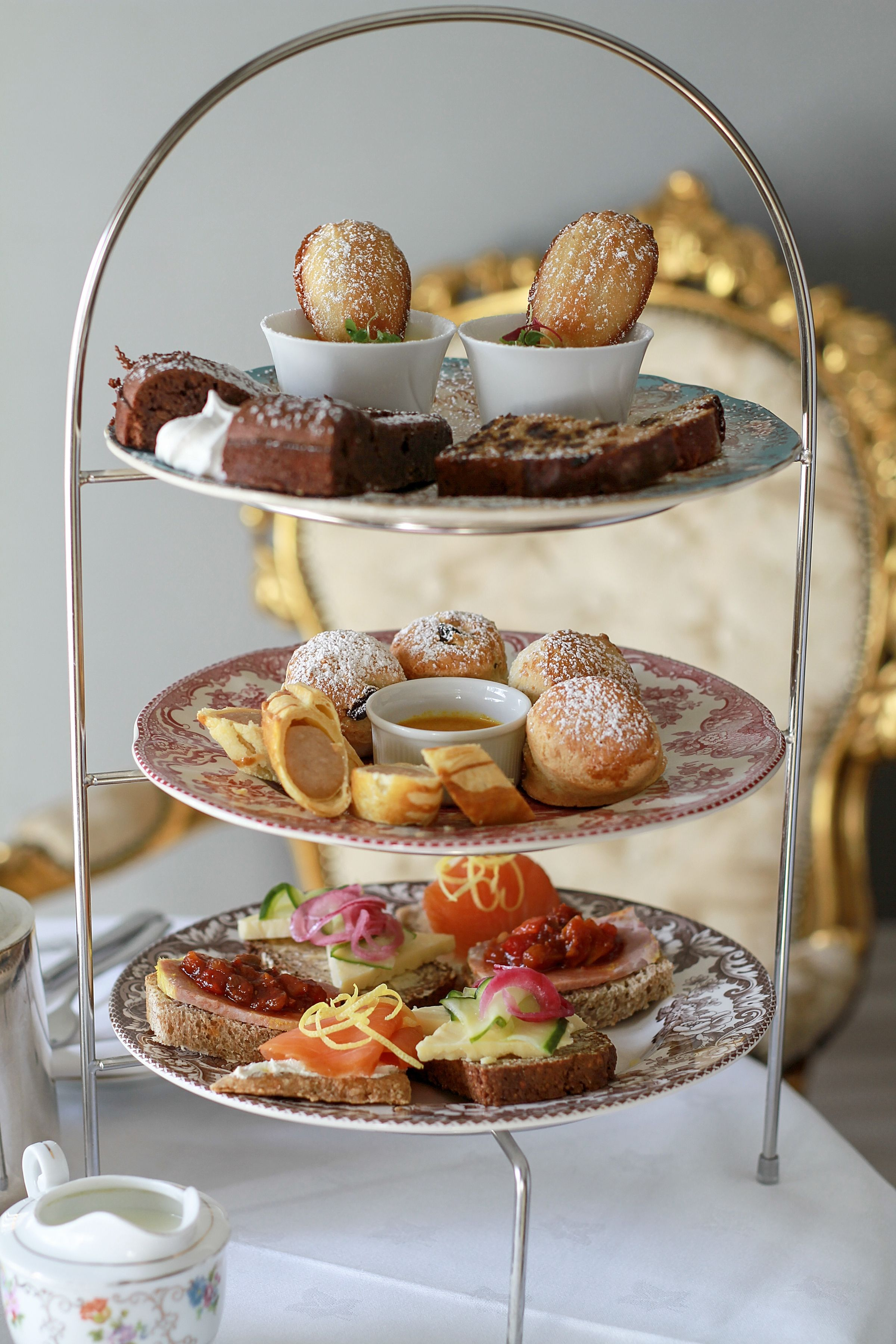 A Very Victorian Afternoon Tea Food Amp Wine