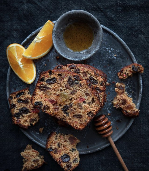 Barmbrack. Image by @pepperazzi_ie on Instagram.