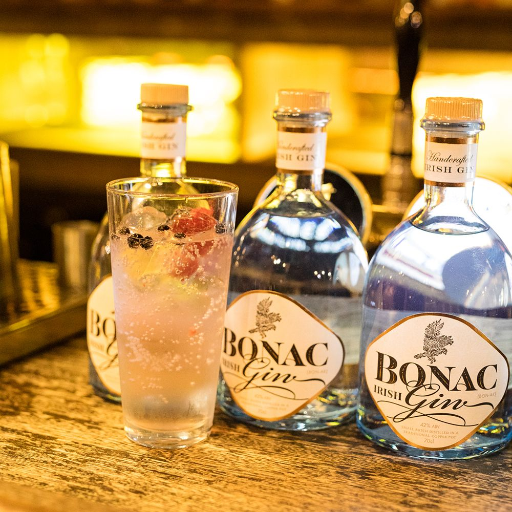 Bonac Irish Gin. Photo by Ailbhe O'Donnell.