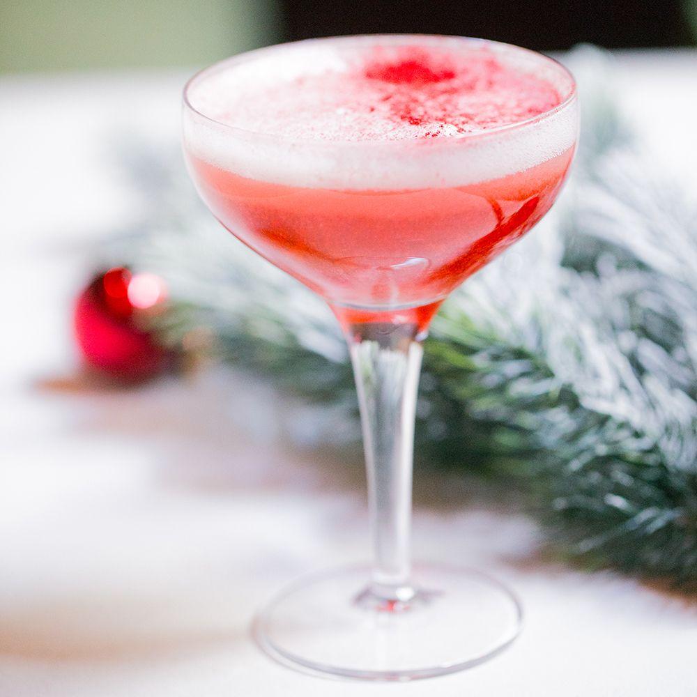 Bertha's Last Straw cocktail.