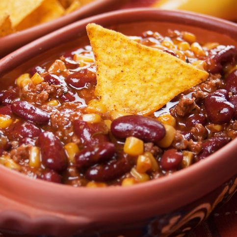Kidney beans are commonly used in Mexican dishes and chilli con carne, image: Getty Images