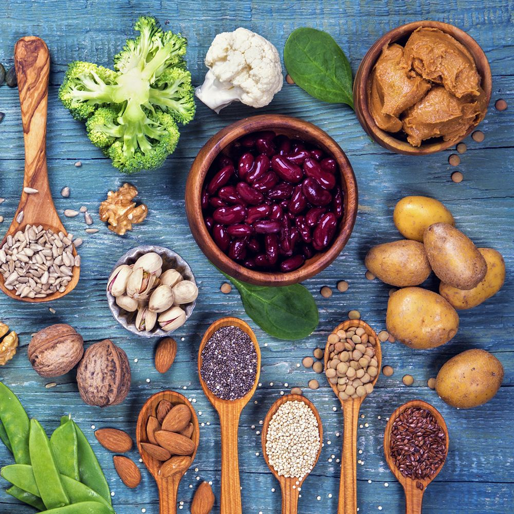 Kidney beans are a great addition to vegetarian diet. Image from Getty Images.