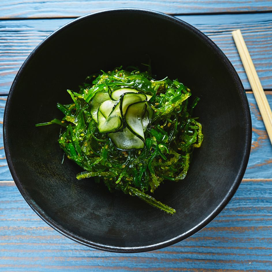 Seaweed salad, Getty Images