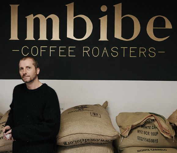 Gary from Imbibe Coffee