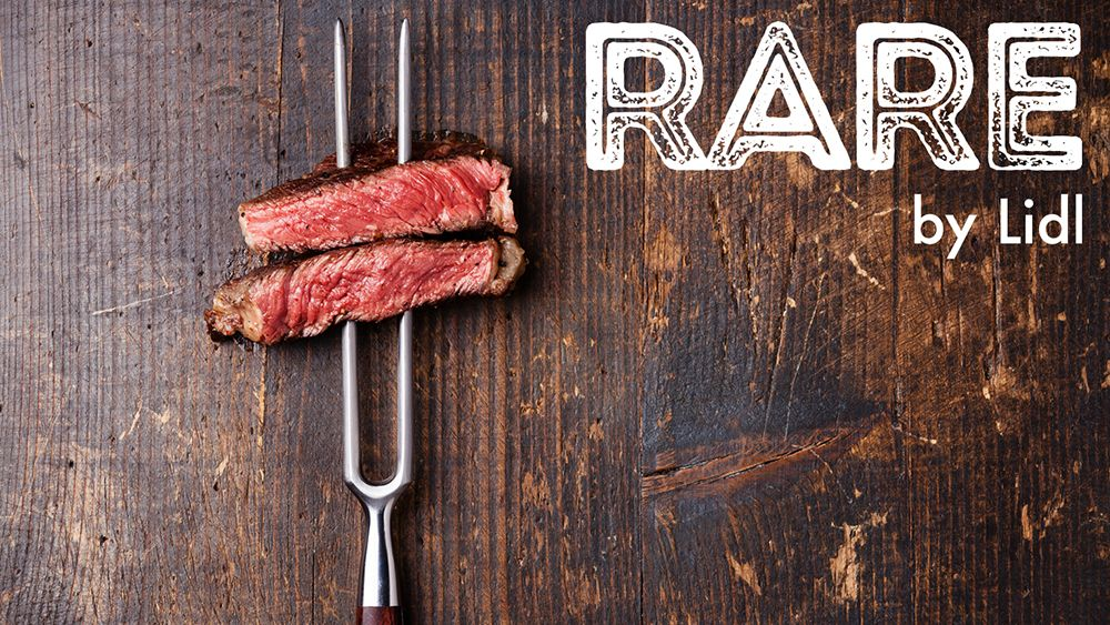 Rare By Lidl Takes Place This Weekend Food Wine