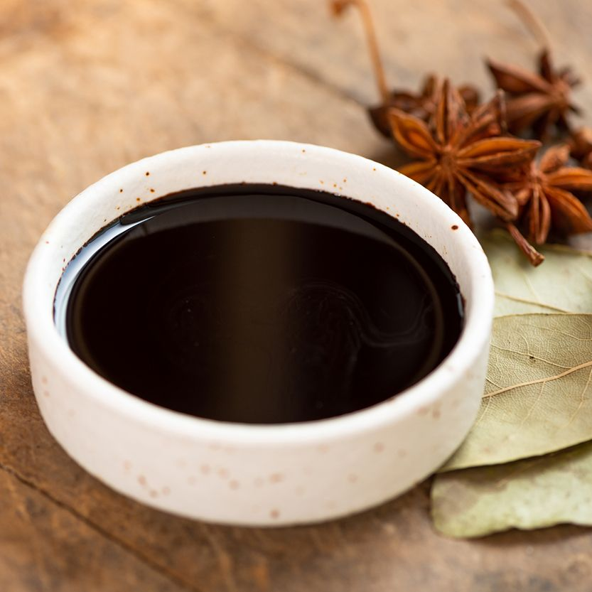 Soy sauce. Image by Getty Images.